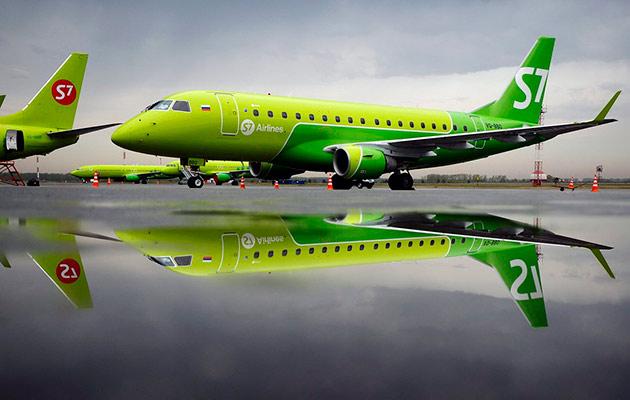 S7 Airlines делает тарифную сетку еще более гибкой