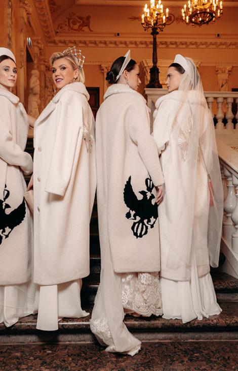 Белая сказка: светские выходные в Петербурге с AXENOFF и Four Seasons Lion Palace