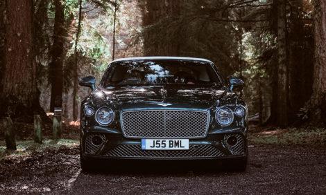 Открыт прием заявок на участие в автомобильном фотоконкурсе IAP при поддержке Bentley