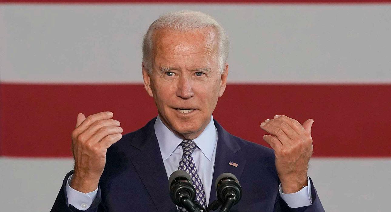 Байден лидирует на выборах президента США