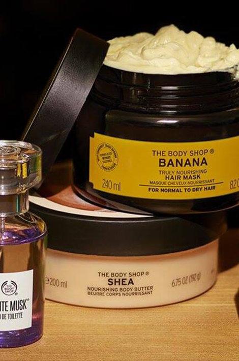 Сюрпризы и скидки до 50% в The Body Shop