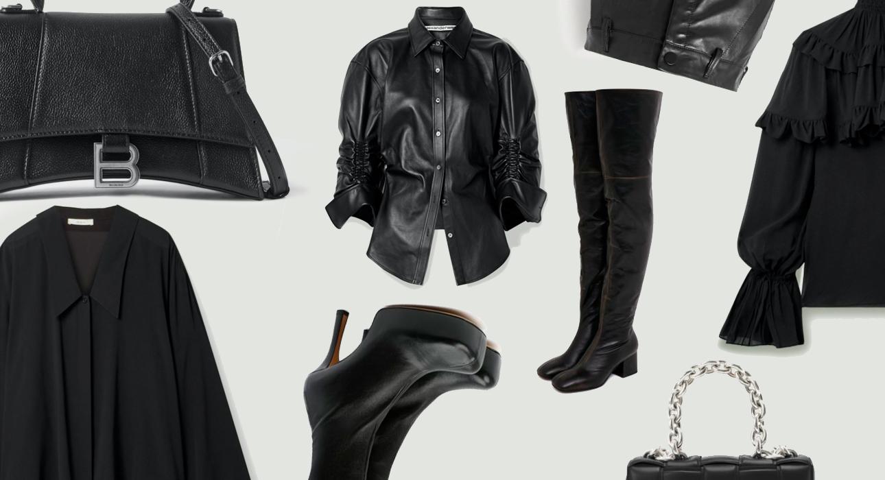 Стилист Ирэн Дужий объясняет, как одеться модно, используя минимум вещей