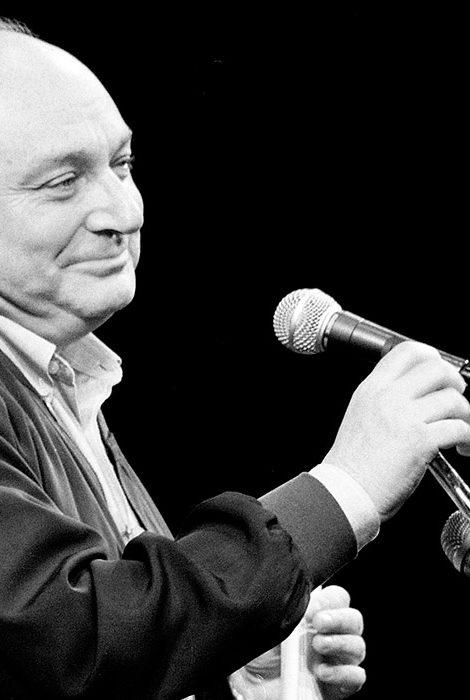 Михаил Жванецкий ушел из жизни в возрасте 86 лет