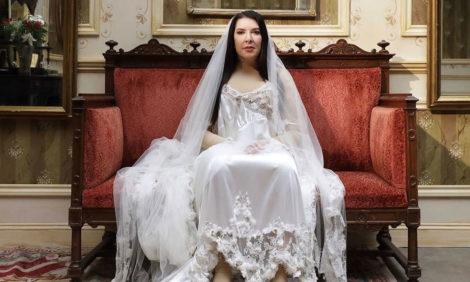 #PostaКультура: оперу Марины Абрамович покажут на цифровом «холсте» в центре Лондона