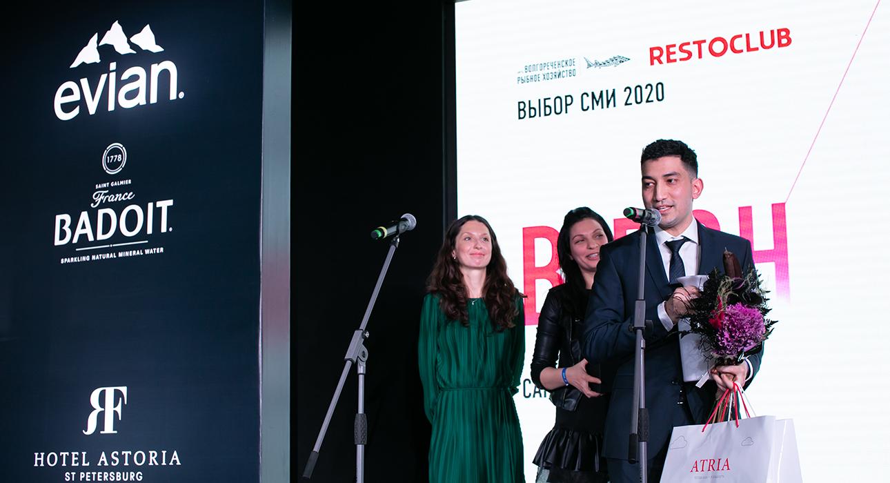 Wheretoeat объявила лучшие рестораны Санкт-Петербурга 2020 года