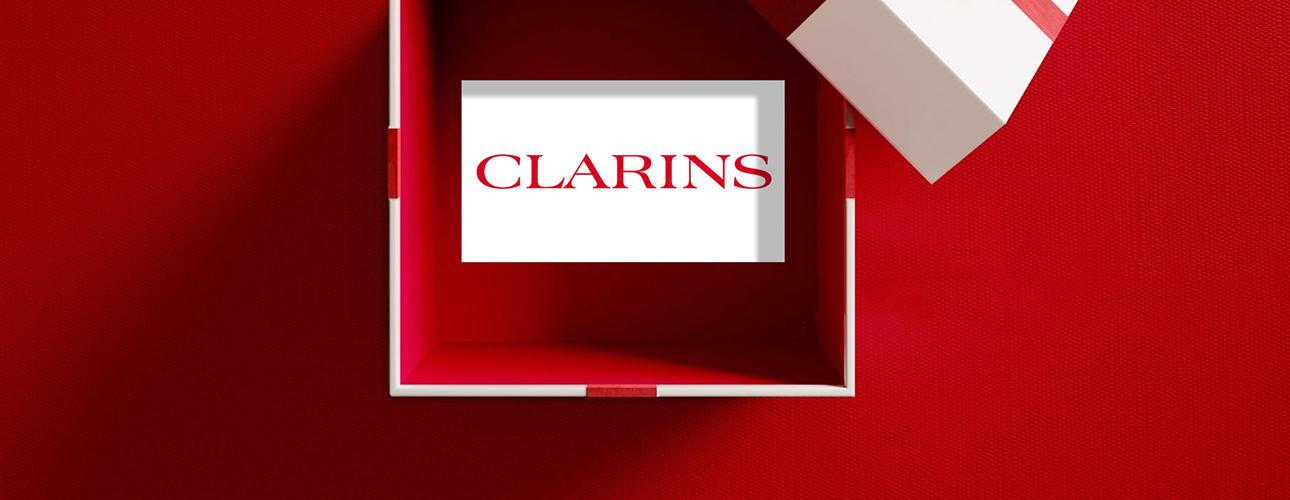 Friday Parties в интернет-магазине Clarins
