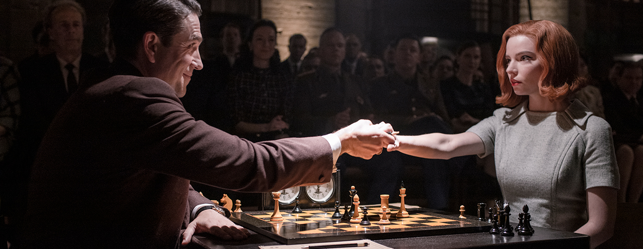 #PostaСериалы: зачем смотреть «Ход королевы», если вы равнодушны к шахматам