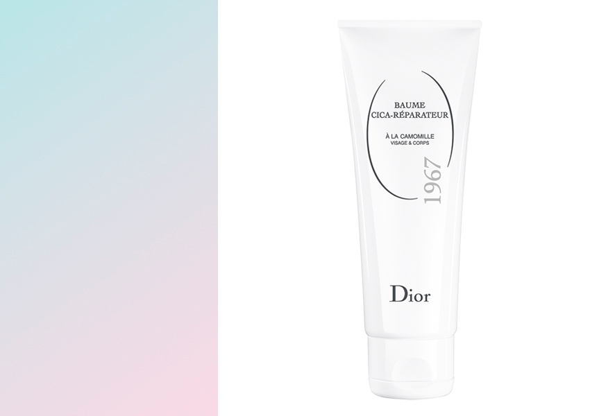 Крем-бальзам для лица и тела с ромашкой Cica Recover Balm, Dior