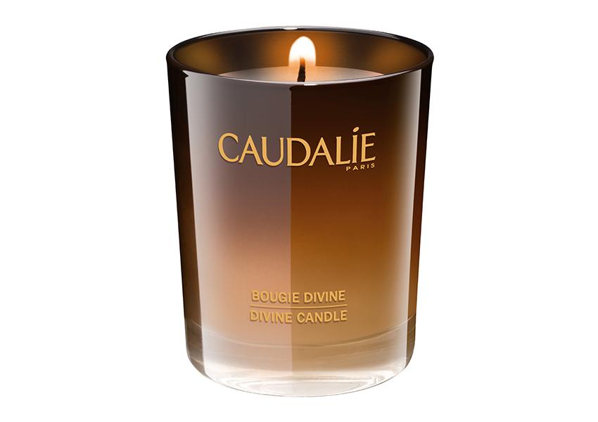 «Божественная» свеча, Caudalie