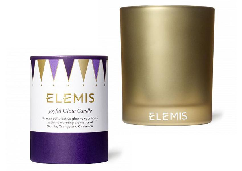 Ароматическая свеча «Магия праздника», Elemis