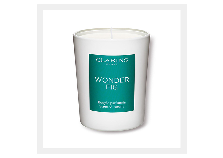 Свеча Wonder Fig, Clarins