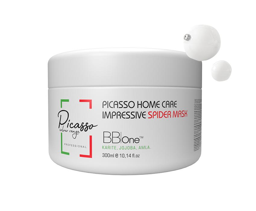 Маска для волос Impressive Spider Mask, Picasso Home Care
