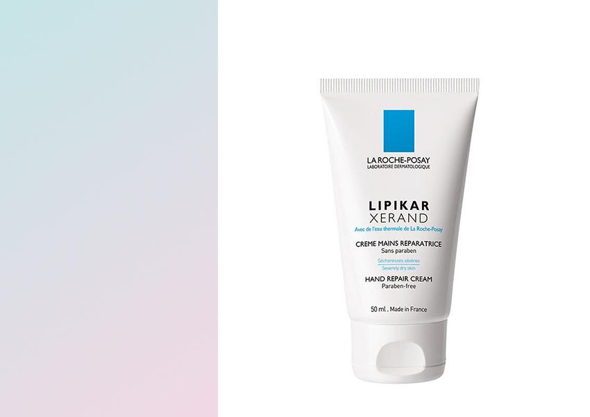 Восстанавливающий крем для очень сухой кожи рук Lipikar Xerand La Roche-Posay
