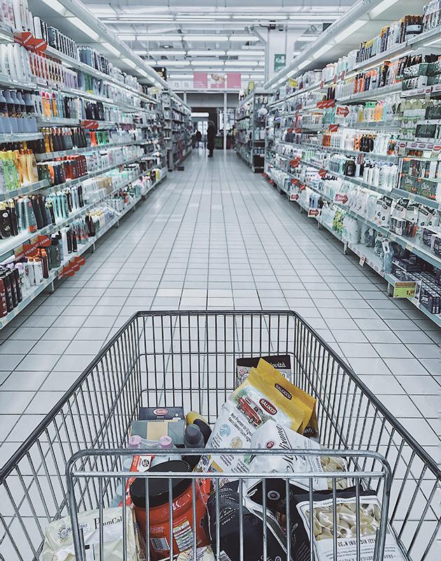 В Великобритании ограничат рекламу вредной пищи в супермаркетах