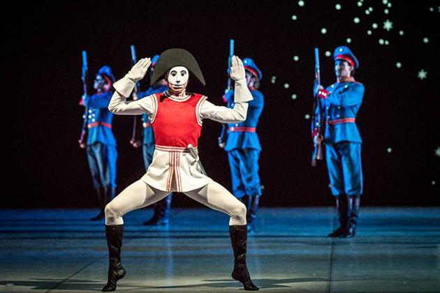 «Щелкунчик», Михайловский театр, 31 декабря