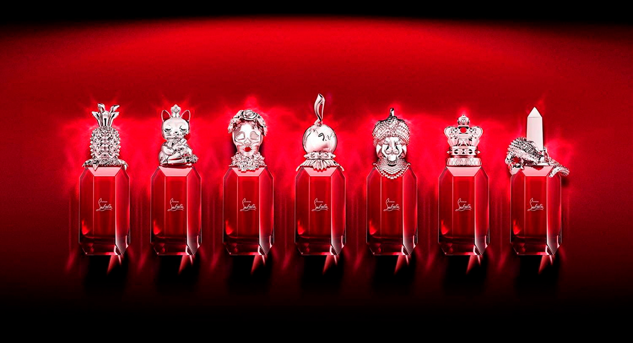 Rubi World Fragrance Collection, Christian Louboutin