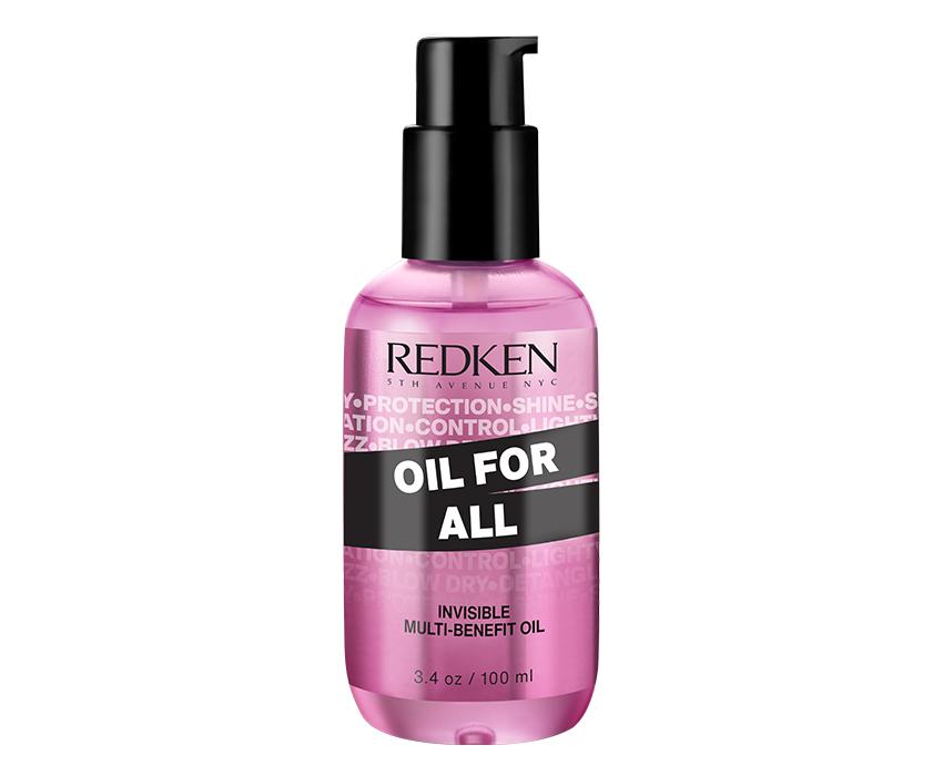 Мультифункциональное невидимое Масло Oil For All, Redken