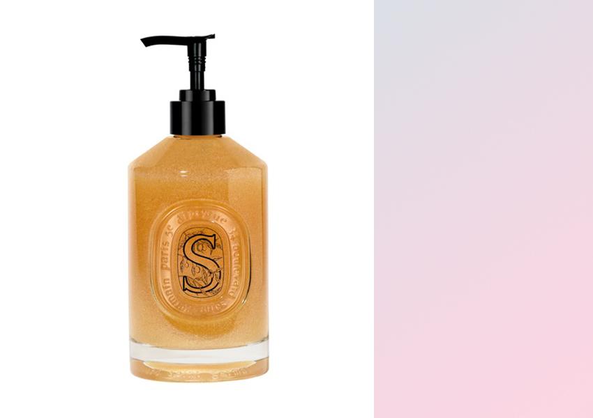 Жидкое мыло-скраб для рук Diptyque