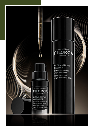 Новинки антиэйдж-линии Global-Repair Filorga