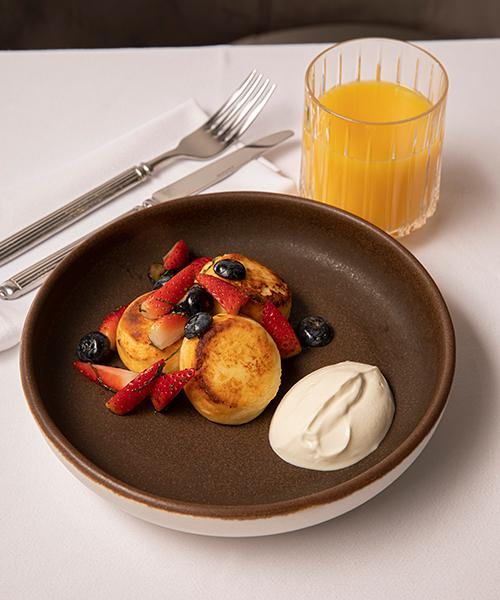Narval: новое меню завтраков