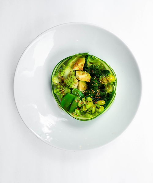 Avocado Queen: зимнее меню