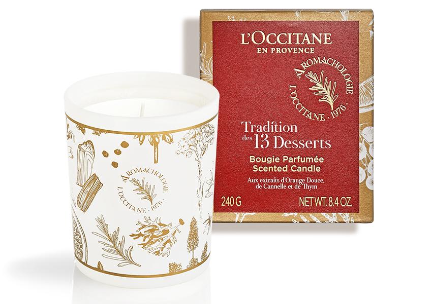 Свеча «13 десертов», L'Occitane
