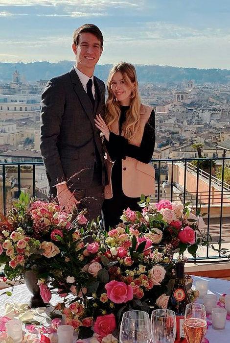 Пара недели: сын миллиардера Бернара Арно Александр и дизайнер Жеральдин Гюйо помолвлены