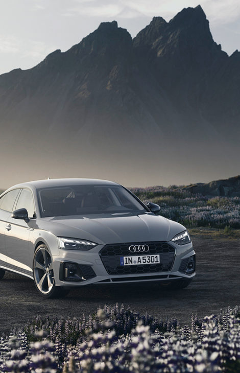 Обновленный <nobr>Audi&nbsp;A5:</nobr> скажи мне, <nobr>на&nbsp;чем</nobr> <nobr>ты&nbsp;ездишь,</nobr> <nobr>и&nbsp;я&nbsp;скажу</nobr> тебе, <nobr>кто&nbsp;ты</nobr>