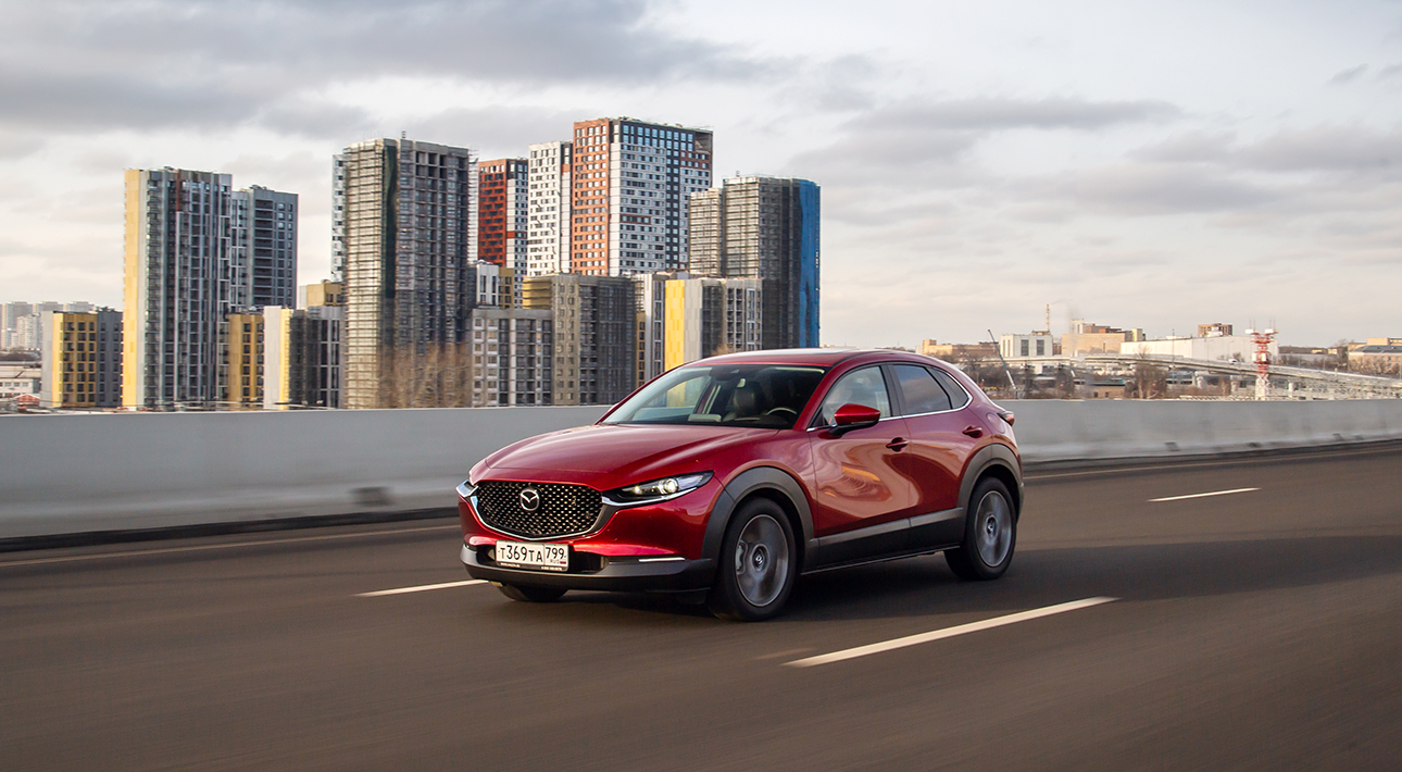 Mazda СХ-ЗО