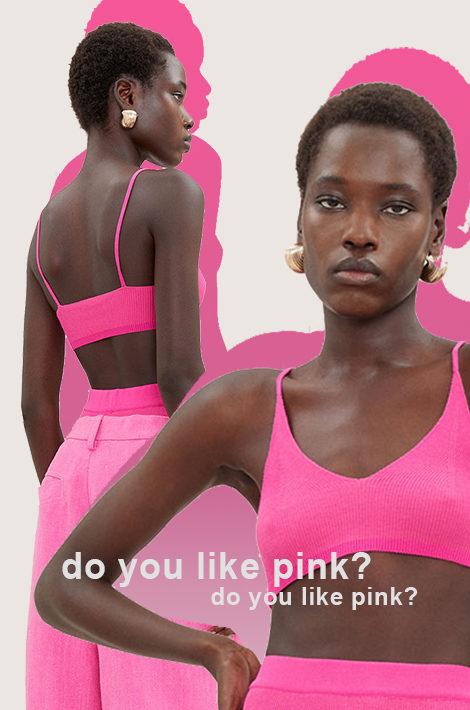 Новый год в розовом цвете: капсульная коллекция Jacquemus