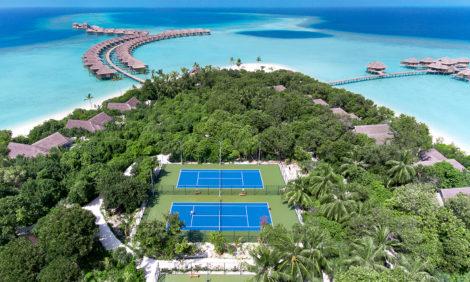 Что открыто на Новый год? Мальдивы: школа тенниса Янко Типчаревича в Vakkaru Maldives