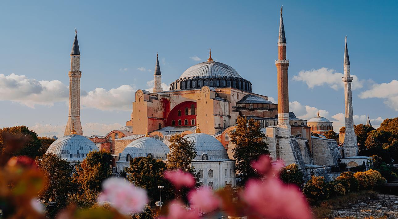 Куда поехать зимой. Стамбул