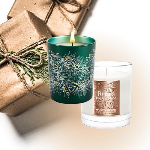 Кедровый бальзам, имбирный пряник и бурбонская ваниль: выбираем свечи с зимними ароматами