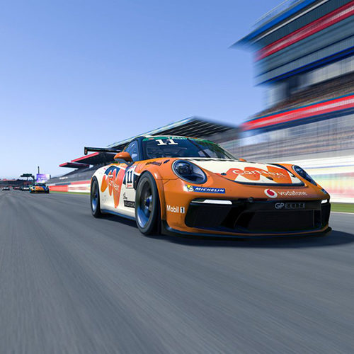 Авто сЯном Коомансом: Porsche вкиберспорте— гонки высшего уровня вцифровом мире