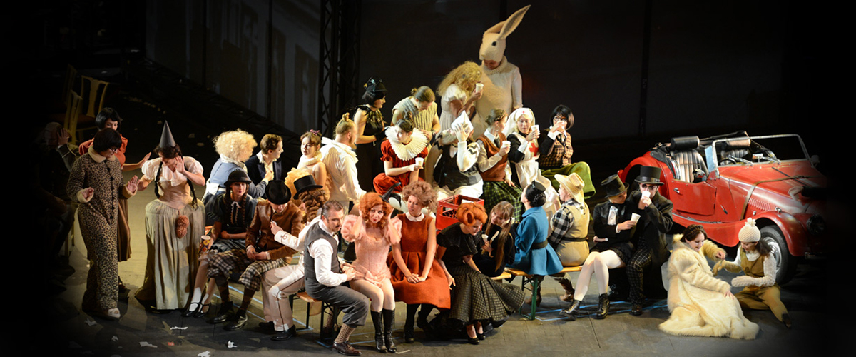 Опера «Манон Леско» с Вероникой Джиоевой