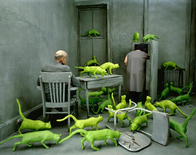 Радиоактивные кошки. 1980