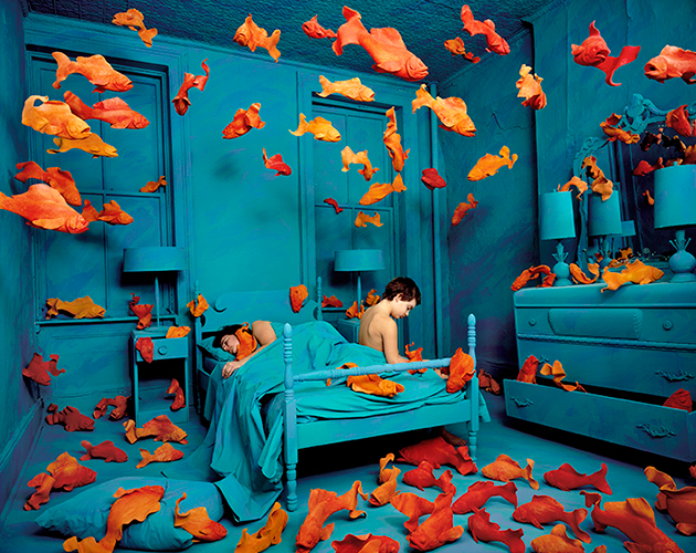 Месть золотой рыбки. 1981