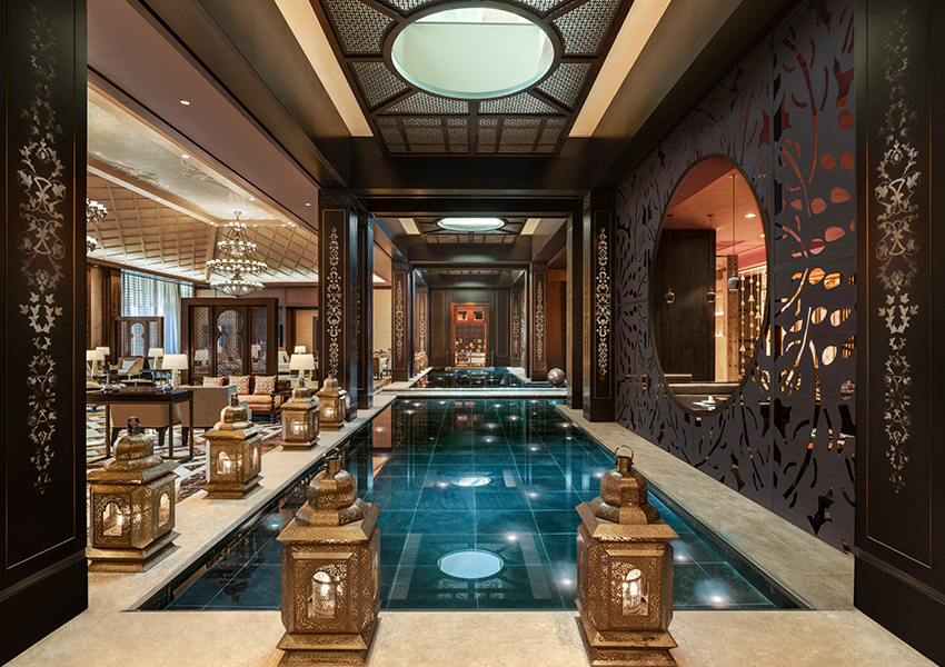 Египет, Каир: отель St. Regis Cairo