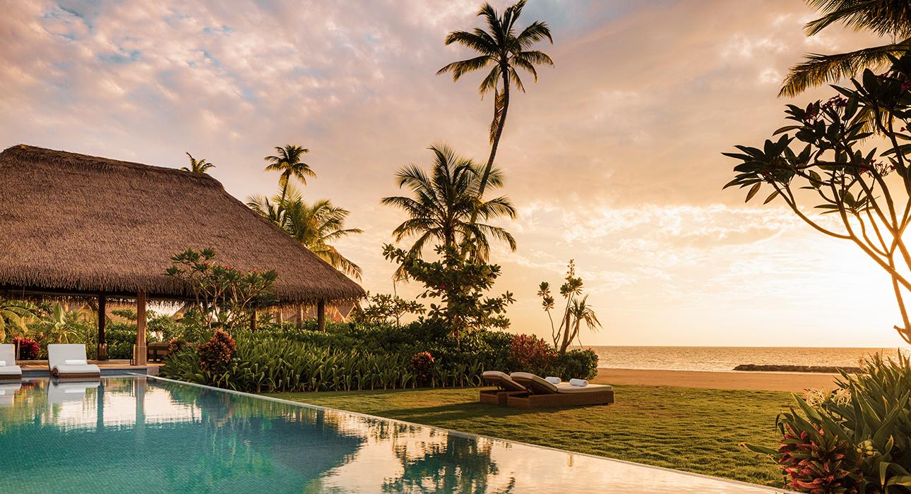 «Жемчужный остров» Ithaafushi — The Private Island