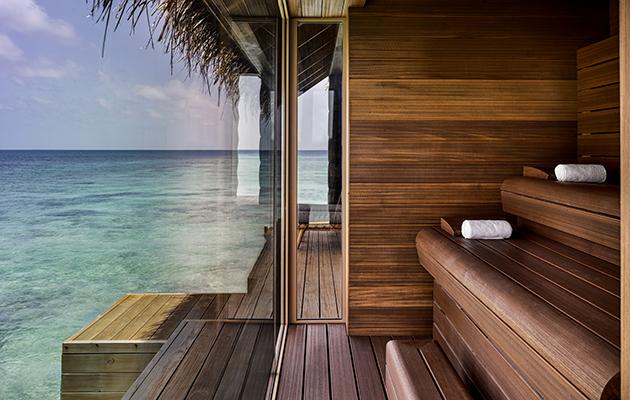 Valentine's in JOALI Maldives