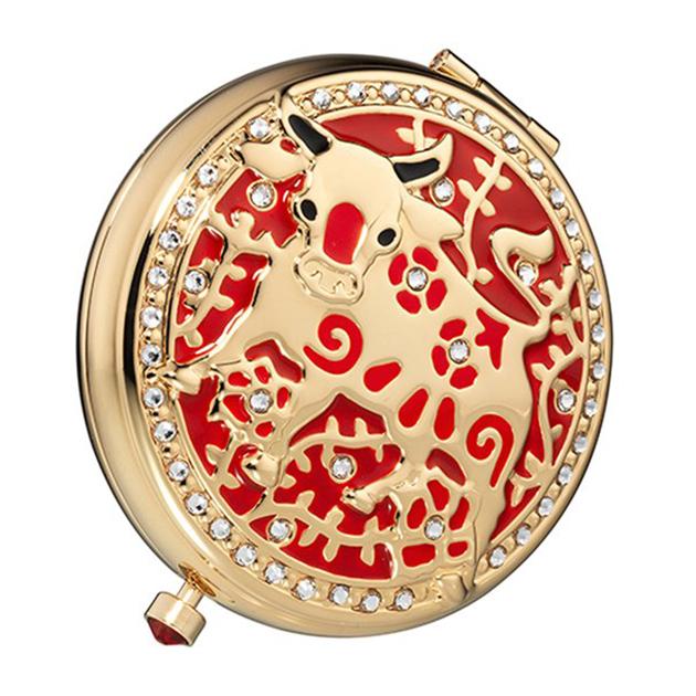 Estée Lauder Year of the Ox Powder Compact Lunar New Year 2021