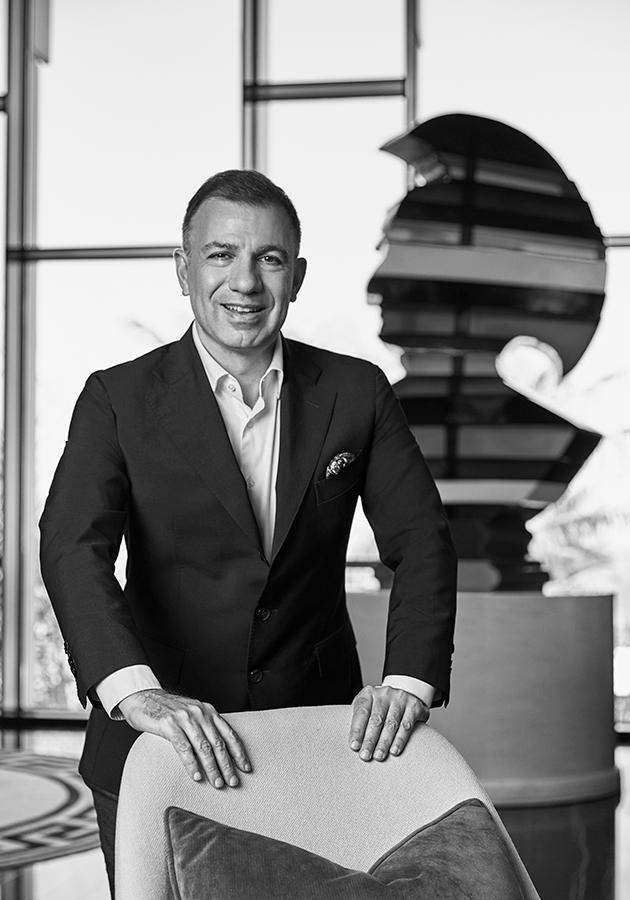 Энтони Коста стал региональным президентом Caesars Bluewaters Dubai