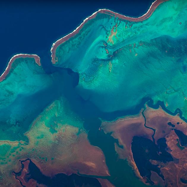 Фото дня: лучшие космические снимки 2020 года по версии NASA