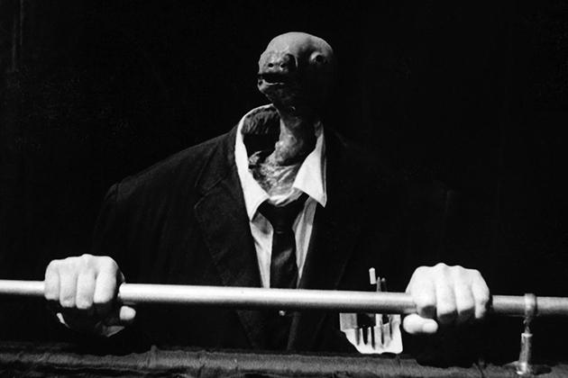 «Голова-ластик» (1977)