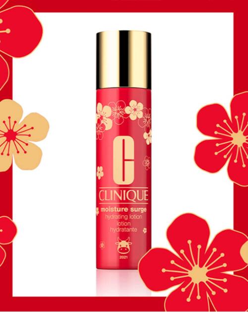 Clinique Skincare Collection LunarNew Year2021