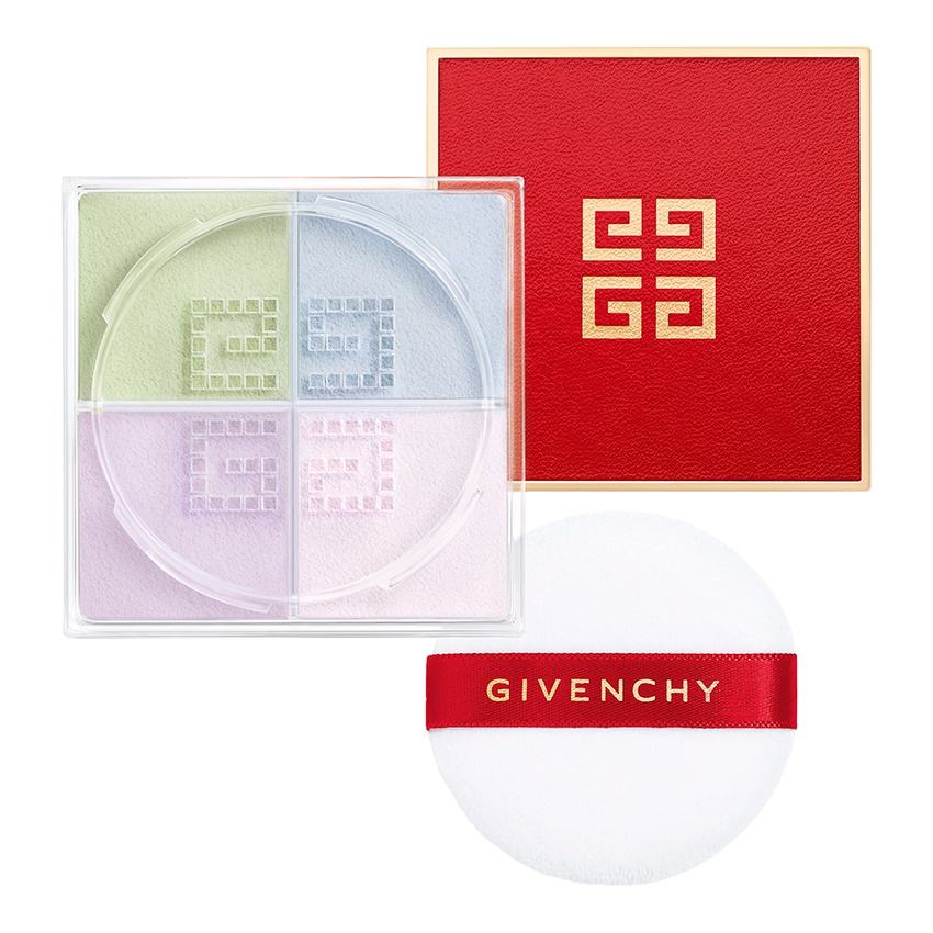 Givenchy Le Rouge и Prisme Libre