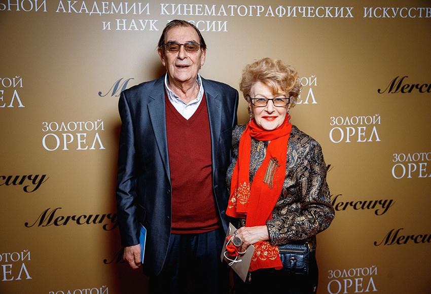 Анатолий Мукасей и Светлана Дружинина