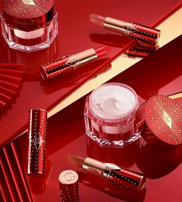 Charlotte Tilbury Lucky Makeup Collection Lunar New Year 2021