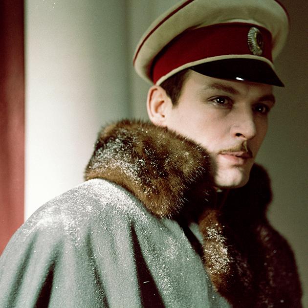 Василий Лановой на кадрах из фильма «Анна Каренина» (1967)