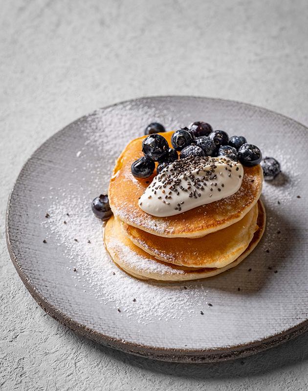 Бистро SHE: меню завтраков